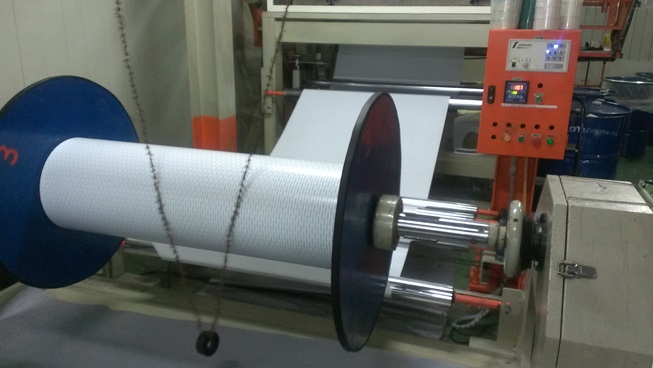 UNIPEX GLOBAL INDUSTRIAL TAPE JUMBO ROLL PRODUCTION